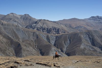 Lower Dolpo Ringmo Trekking