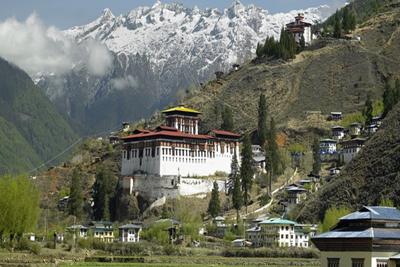6 Nuits - 7 Jours Culture Tour in Paro, Thimphu, Punakha, Wangdiphodrang & Gangtey Valley